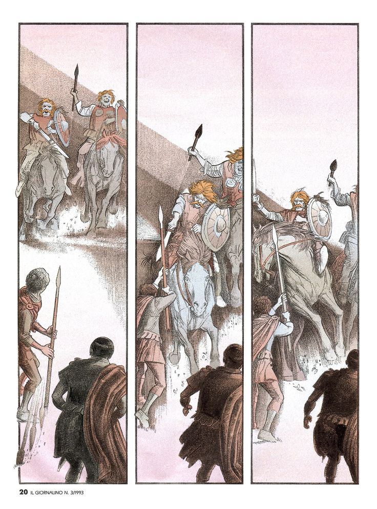 I giorni dell'impero - Gianni De Luca
