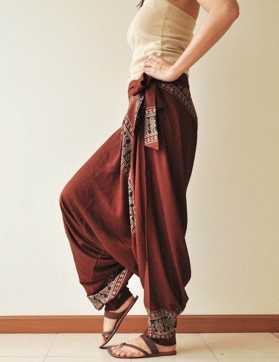 Beautiful harem pants