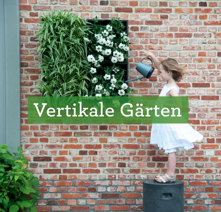 Vertikale Garten: 1000+ Images About Vertikale Gärten On Pinterest