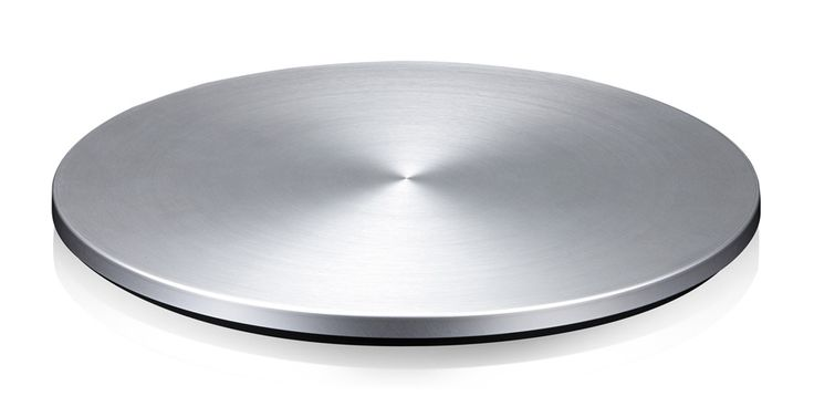 AluDisc™ The 360-degree pedestal for iMac and Apple Display