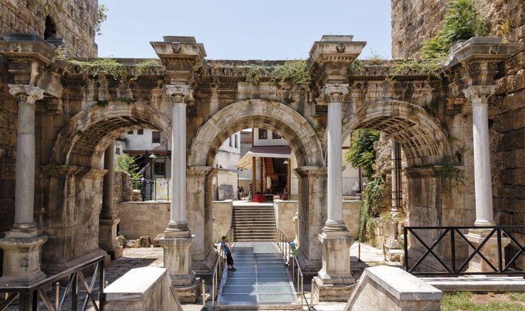 Antalya Kale İçi