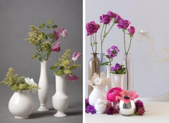 1000 ideas about arreglos florales para iglesia on - Decoraciones bodas vintage ...