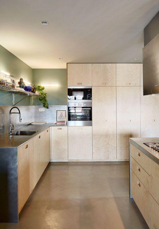 1930s Barcelona Apartment Refurbishment by Cirera + Espinet | Yellowtrace