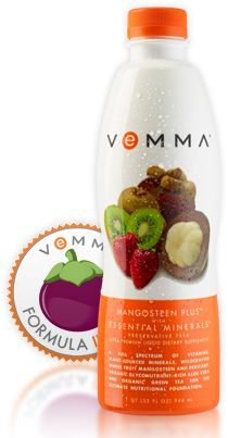 """LOVING this stuff. I need all the """"wellness"""" help I can get! :-)  Vemma is a powerful liquid formula that makes it easy to get the vitamins, minerals and antioxidants you need!"""