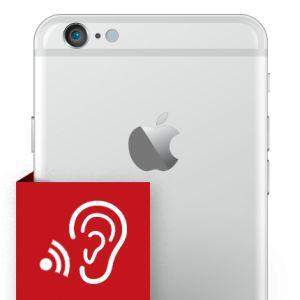 Επισκευή ακουστικού iPhone 6