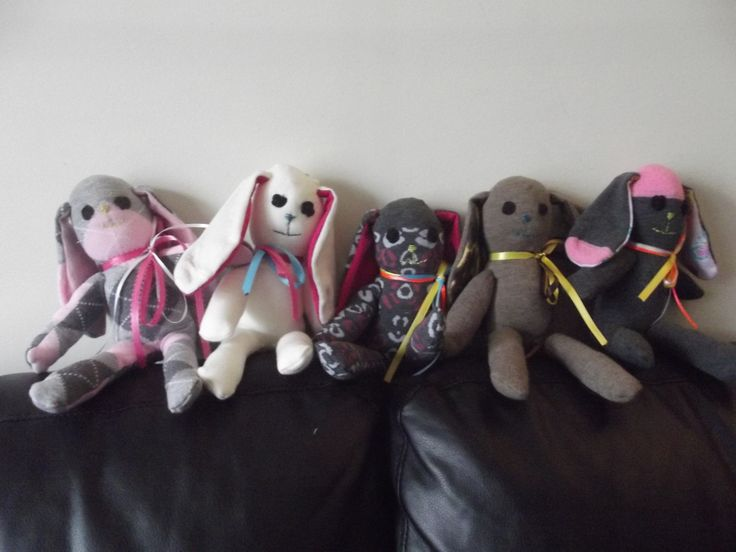 A Bevy of Sock Bunnies!   Tutorial from Craft Passion :)