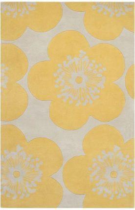 Surya Aimee Wilder AIW-1 Quince Yellow Rug