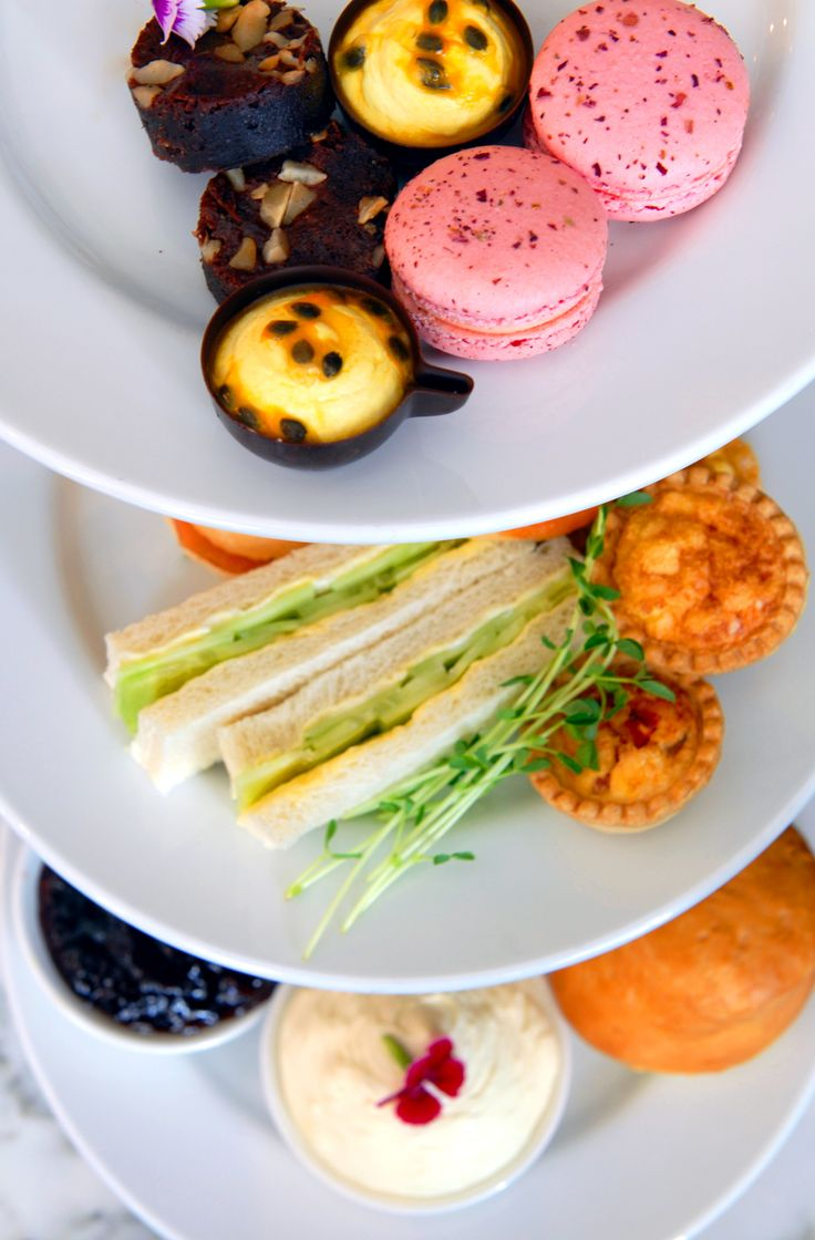 Tea with a twist and a spoonful of Luxury… introducing our new High Tea menus! Available daily.  #hightea #brisbane #emporiumhotel #treats #luxury