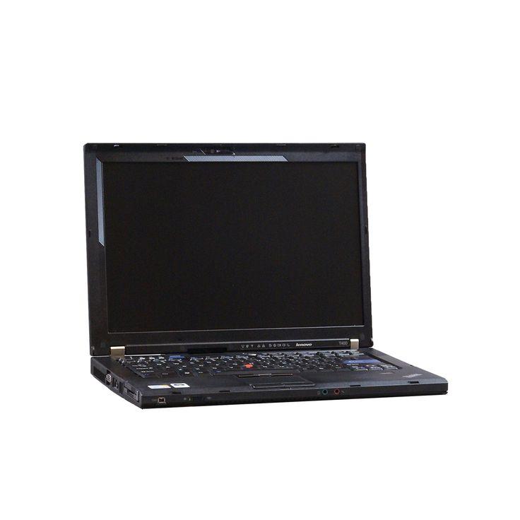 Lenovo ThinkPad T400 Intel Core 2 Duo 2.53GHz 4GB 160GB 14in Wi-Fi CAM Dvdrw Windows 7 Professional