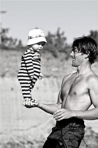 Robert Redford... 'such a dad thing to do' :)