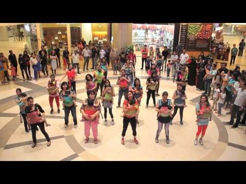 India' First Babywearing Flashmob  Being part of a flashmob was on my 30th year wishlist - CHECK!   Please view, like, comment and #sharethelove #babywearingflashmob #indiasfirstbabywearingflashmob #babywearingdancefitness #ibw2015 #babywearingindia #babywearing #mumbaimoms