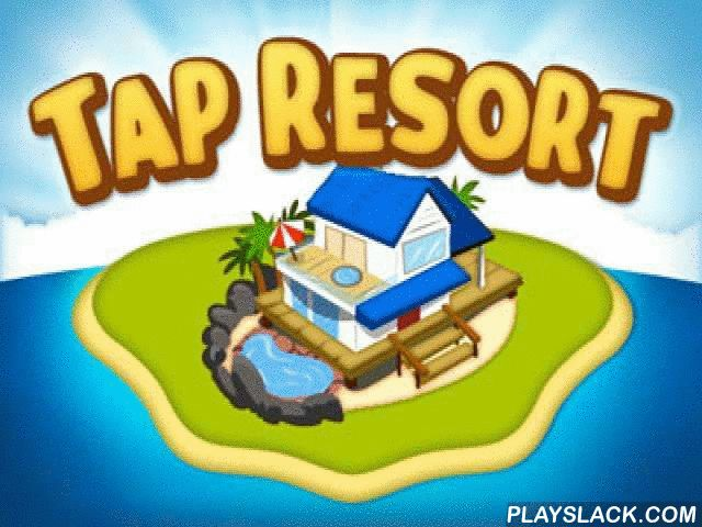 Tap Resort Party  Android Game - playslack.com , an astonishing strategy for Android platforms labelled  Tap Resort Party will give you activity for many hrs and will change you so, that you won't be able to come off.  Earlier this imitator of the region land was on iPhones, but now come  Android platform.  Here you should create own resort and upgrade to make it beautiful to nonworker.  Also it is accomplishable to purchase brand-new lands and to create more hotels to grow affluent to the…