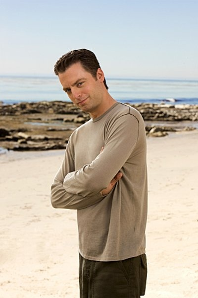 Justin Kirk (I can't help but LOVE Andy Botwin)