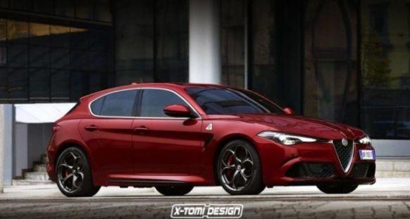 Nuova Alfa Romeo Giulietta 2020 Rumors Alfa Romeo Giulietta