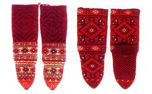 Macedonian socks