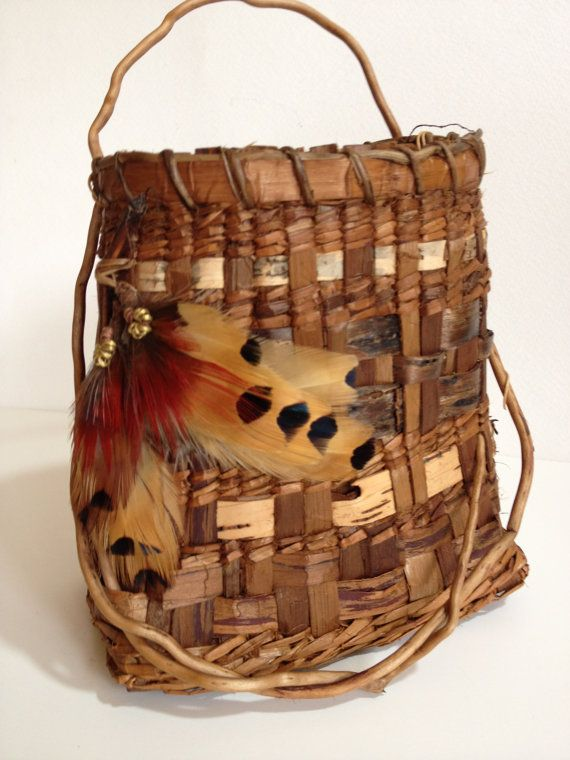 How To Weave A Cedar Basket : Best images about native weaving on hand
