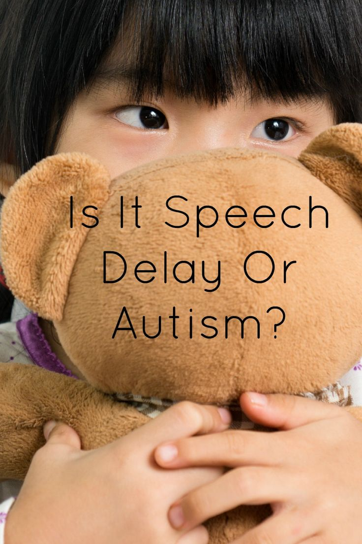 When your child has a toddler speech delay, you often find yourself wondering if autism is behind it. Learn more about how to recognize the signs of autism.