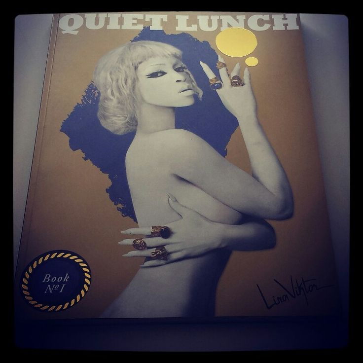 Allow me to debut of our very 1st #PRINT #ISSUE, #BookNo1. PRE-ORDER on http://www.quietlunch.com/ql-book-no-1 today. #Worlds1stBlackOwnedArtMagazine  #QuietLunchMagazine
