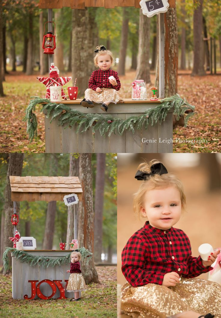 Children christmas photography ideas