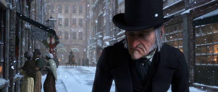 Disneys Eine Weihnachtsgeschichte - London im 19.Jahrhundert: Der geizige und...