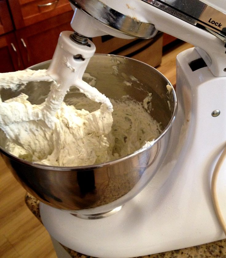 homemade boursin cheese!!! My mother's recipe,too. Great gift for holidays in a mini mason jar.