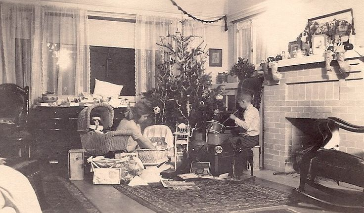 Victorian Christmas Tree Facts