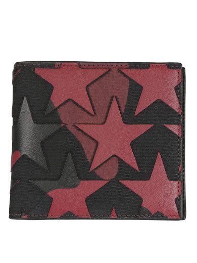 VALENTINO Valentino Garavani Camustar Wallet. #valentino #wallets