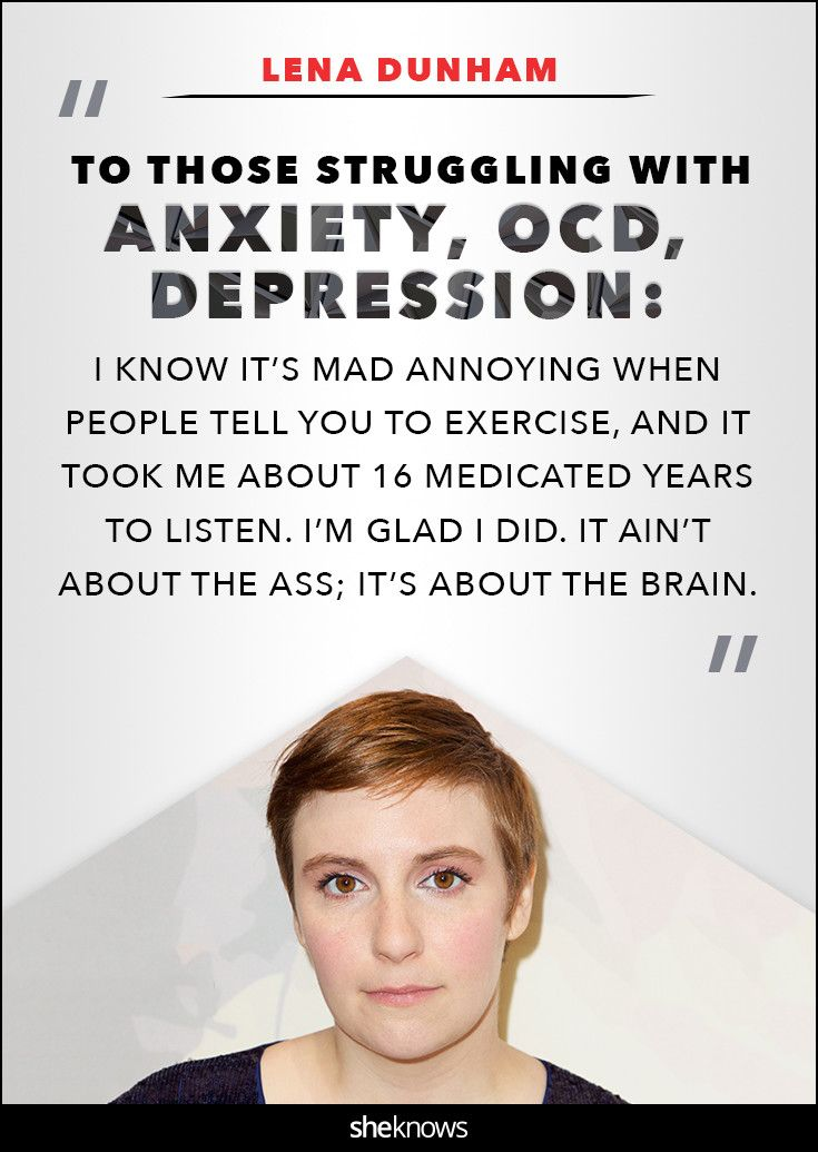 12 celeb quotes on what anxiety feels like: Anxiety quotes