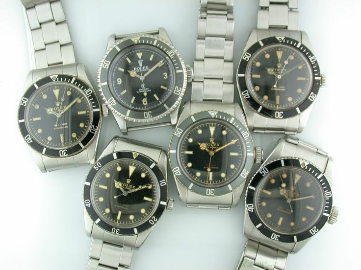 15 Submariner 5512/3 Dial Variations by Mike Wood ===============================Variations on Rolex dials are plenty. With the classifications that often tagged with Mark (MK) 1, 2 or 5 etc, numbers can be cumbersome and hard to remember. This article features a collection of Submariner dials from Mike Wood, providing visual references based on the serial numbers notations, which I must say is a much better system for allowances of which dial variation falls under…