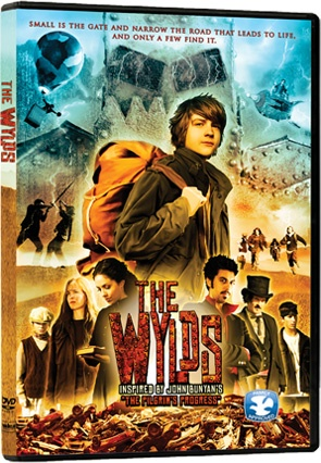 The Wylds: Inspired by The Pilgrim's Progress - DVD | Small is the gate and narrow the road that leads to life, and only a few find it. | $13.99 at ChristianCinema.com