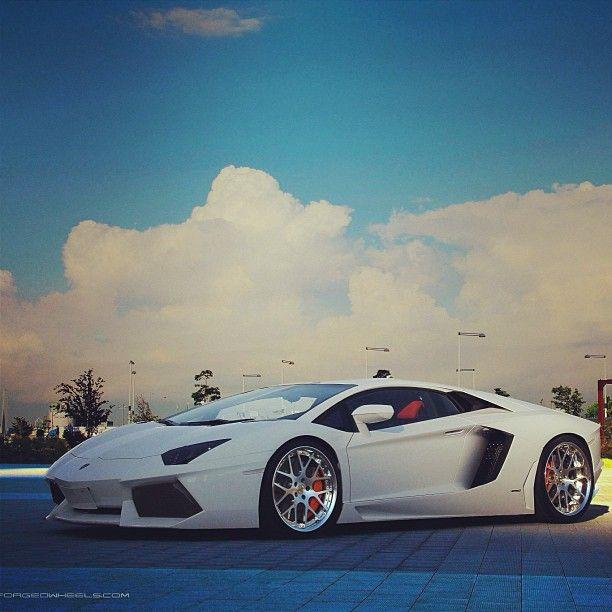 Sex on wheels Lamborghini Aventador #Carporn