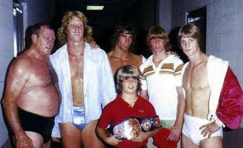 Tragedy in Texas:  The Sad Story of the Von Erich Family