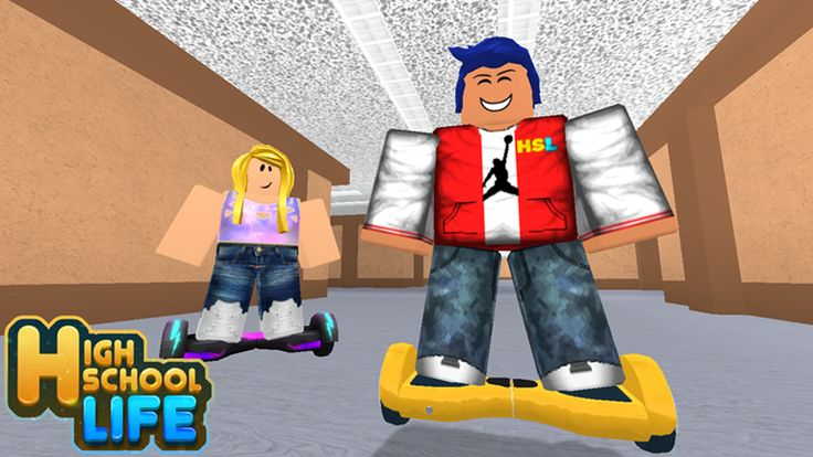 Check out High School Life. It's one of the millions of unique, user-generated 3D experiences created on Roblox. Hey there, please give the game a Thumbs Up (👍) and a Favorite (⭐️) if you enjoyed playing it!   Join High School Life Fanclub for FREE CAR, FREE GEARS, DOUBLE CASH, PROMO CODE, and more! https://www.roblox.com/My/Groups.aspx?gid=1051234   New Update:  1) Added 12 new outfits to the clothing stores which can be found in version 38 and above! 2) Added new p...