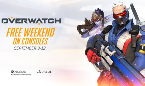 Overwatch Free Weekend Brings Server Errors, Downtime