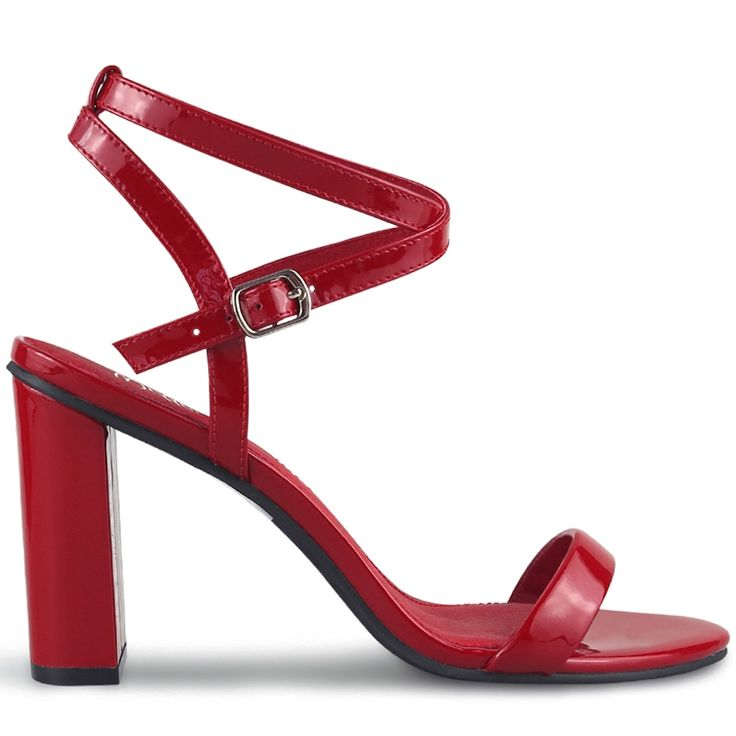Wittner Red Shoes