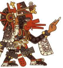 CARACTERÍSTICAS DE LA CULTURA TOLTECA -   Religión:    Quetzalcóatl y Tonatiuh. Tlaloc y Huehuetéotl. Centéotl.