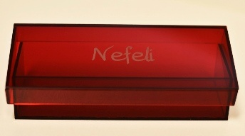 Personalized pencil box by www.box2order.gr