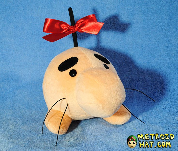 Mr. Saturn plushie 5 inch by Metroidhat on Etsy https://www.etsy.com/listing/197494233/mr-saturn-plushie-5-inch