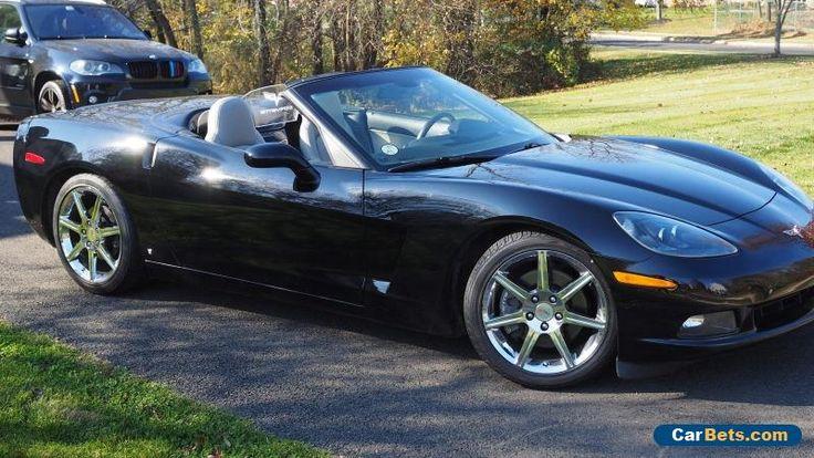 2006 Chevrolet Corvette Base Convertible 2-Door #chevrolet #corvette #forsale #unitedstates
