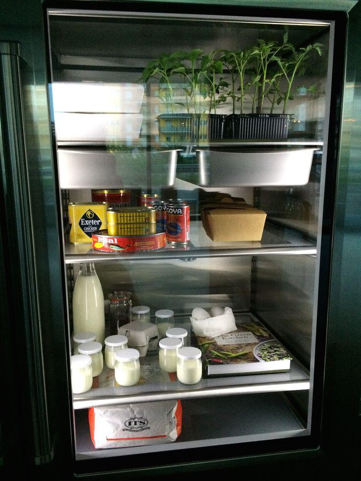 installation for frigo 2000 styling fulvia carmagnini with the cooperation of giovanna baseggio and jennifer graf