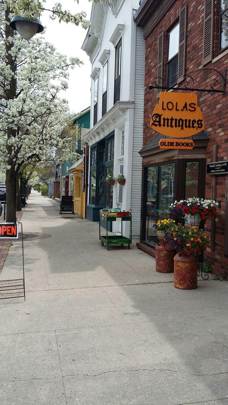 Favorite Shops!! Traverse City, MI (With images) Antique