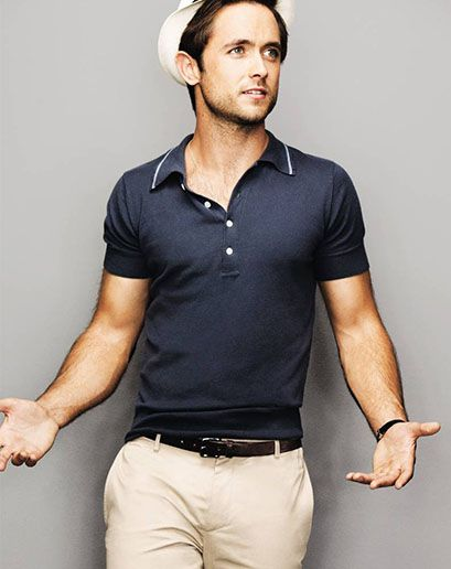 A polo that feels like a T-shirt, but looks like a whole lot nicer.