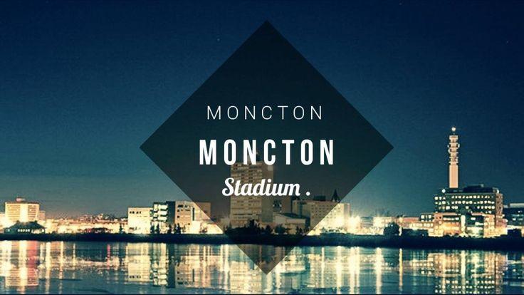 Le stade de Moncton