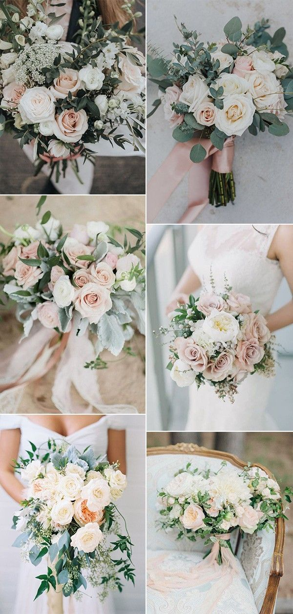40 Romantic Blush Pink Wedding Ideas for Spring/Summer 2019
