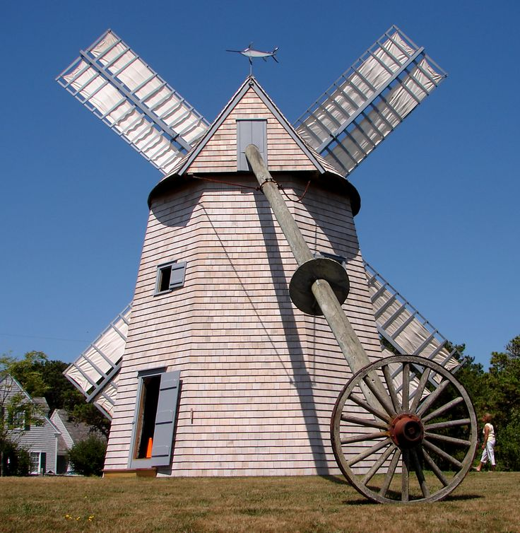 Attractive Windmill Cape Cod Part - 12: The Godfrey Gristmill - Chatham, MA. Fully Restored In 2010-12, This ·  Chatham MassachusettsChatham Cape CodWindmillsToursDutch