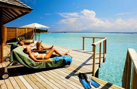 Vakarufalhi Island Resort, South Ari Atoll, Maldives