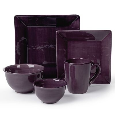 Best 25 Purple Dinnerware Ideas On Pinterest Purple