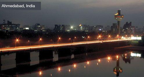 10. Ahmedabad