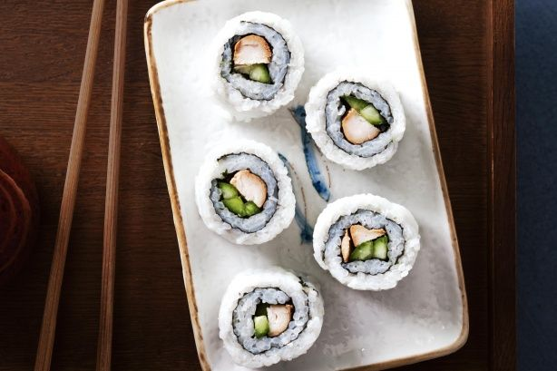 how to say teriyaki chicken sushi in japanese