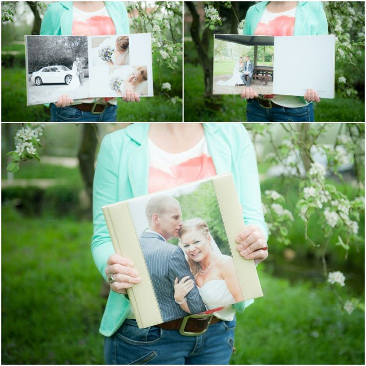 Digital Weddingalbum, Handmade, www.konpoli.nl
